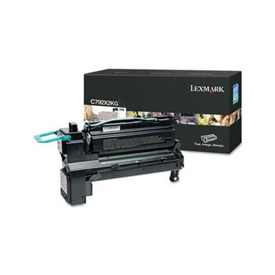 Lexmark C792X2KG Extra High-Yield Toner LEXC792X2KG