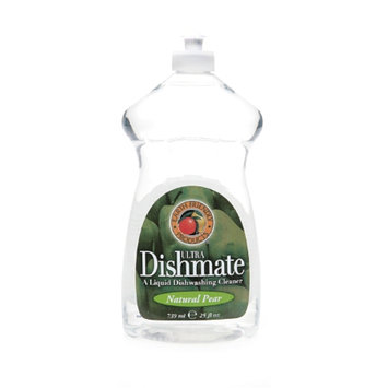 Earth Friendly Products Ultra Dishmate Natural Pear Dishwashing Liquid