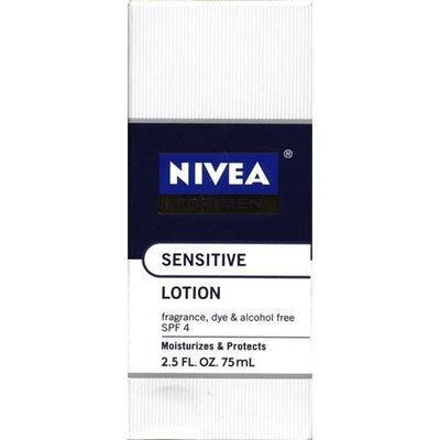 NIVEA For Men Sensitive Face Lotion