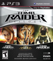 Square Enix Tomb Raider Trilogy