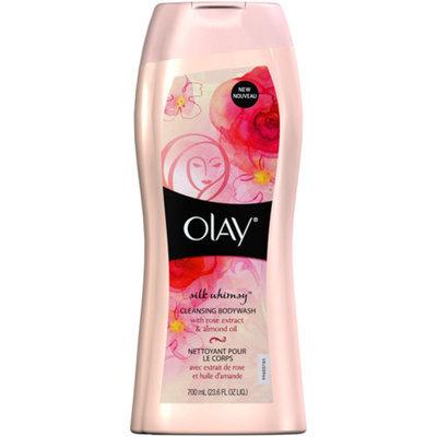 Olay Silky Berry Cleansing Body Wash