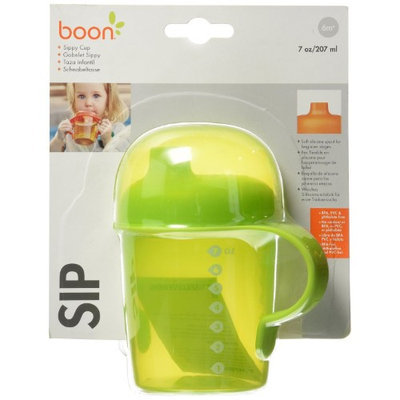 Boon SIP Soft Spout Sippy Cup - 7 oz - Green