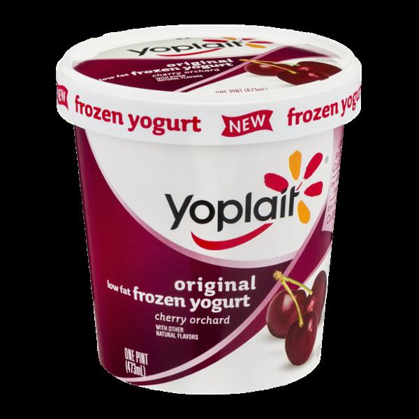 Yoplait® Original Cherry Orchard Low Fat Frozen Yogurt