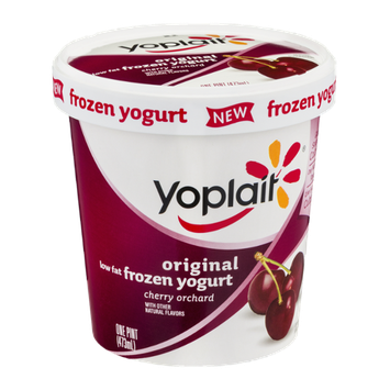 Yoplait® Original Cherry Orchard Low Fat Frozen Yogurt