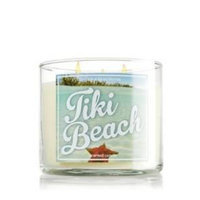 Bath & Body Works Tiki Beach Scented Candle 14.5 Oz