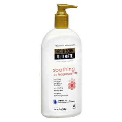 Gold Bond Ultimate Soothing Skin Therapy Lotion