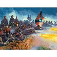 Buffalo Games Civil War Valor in Gray 1000 Pcs Ages 14+