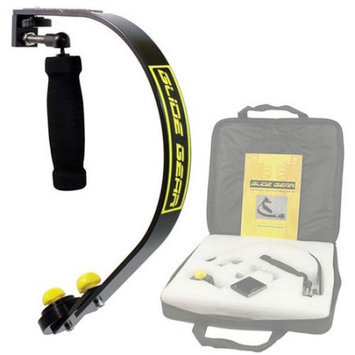 Glide Gear SYL-1000 Small Camera, Go Pro, Phone Stabilizer