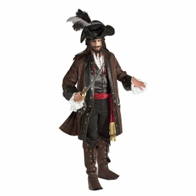 Rubie S Costume Co Captain Darkheart Grand Heritage Collection Adult Costume
