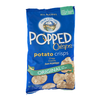 Olde Cape Cod Popped Potato Crisps Orginal
