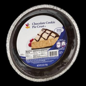 Ahold Chocolate Cookie Pie Crust