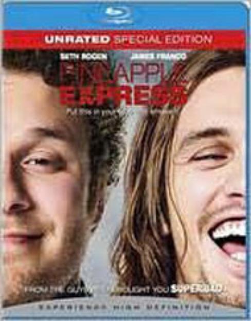 Pineapple Express (2 disc)