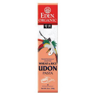 Eden Organic Eden Wheat & Rice Udon, Organic, 8 Ounce (Pack of 6)