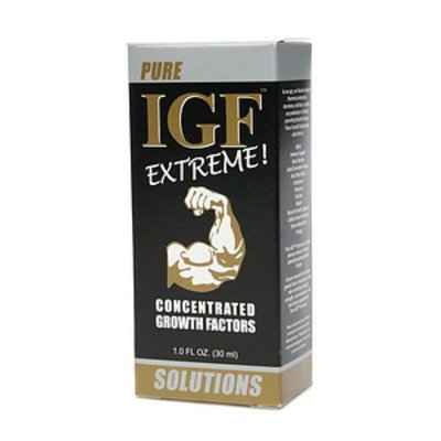 Pure Solutions IGF Extreme! Growth Factors