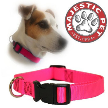 Target Home Majestic Pet Adjustable Collar - Pink (Large)