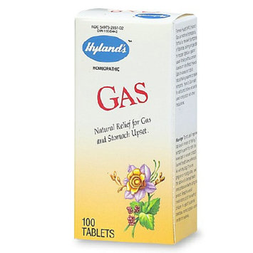 Hyland's Natural Relief Gas Tablets