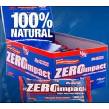 VPX Sports Nutrition VPX Zero Impact Bar, Chocolate Peanut Butter, 100-Grams