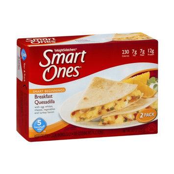 Weight Watchers Smart Ones Smart Beginnings Breakfast Quesadilla - 2 CT
