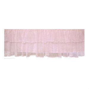 Tadpoles Crib TuTu Pink