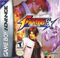 Sammy Studios The King of Fighters Ex-Neo Blood