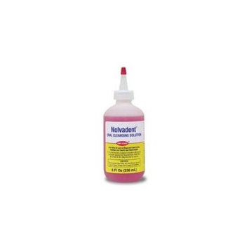 Fort Dodge Nolvadent Oral Cleansing Solution (8 oz)