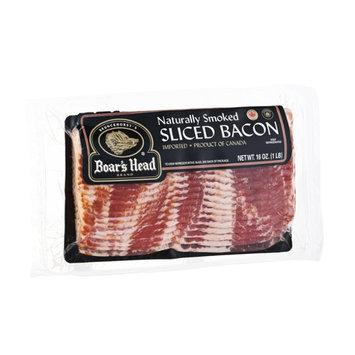 Boar's Head Bacon Sliced Naturally Smoked