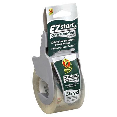 Duck E-Z Start Premium Packaging Tape with Dispenser