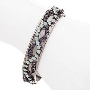 Elizabeth Cole Jewelry Twisted Cuff