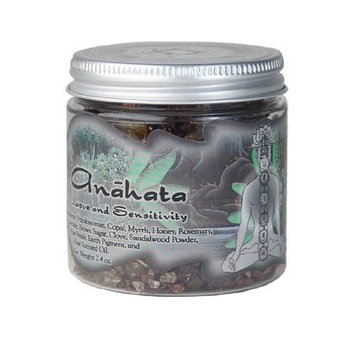 Ramakrishnananda's Gifts Anahata Chakra - Love and Sensitivity - Ramakrishnananda Resin Incense