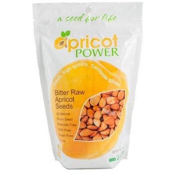 Apricot Power Bitter Raw Apricot Seeds, 32oz.