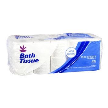 Ahold Long Lasting Bath Tissue - 20 CT