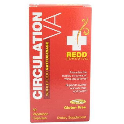 Redd Remedies Circulation VA Wholefood Nattokinase 60 Vegetarian Capsules