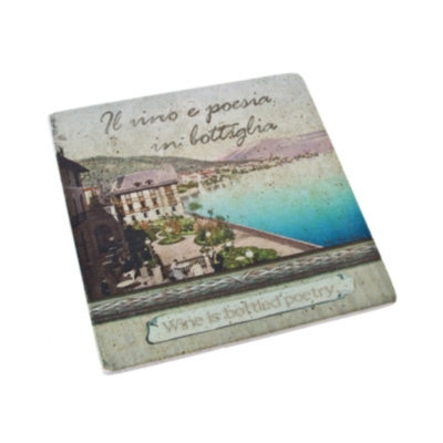 Thirstystone Coasters, Italian Inspirations Travertine Trivet
