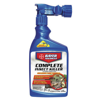 Bayer 32oz Complete Insect Killer For Lawns RTS