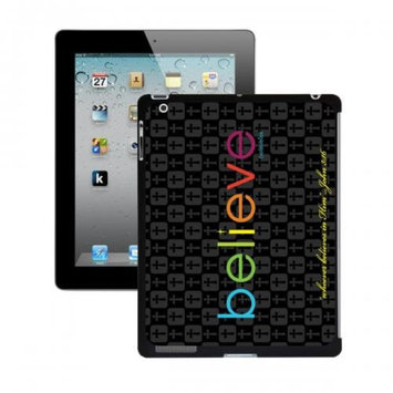 Believetek Believe Black iPad2 and New Case