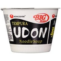 Nong Shim Nongshim Udon Noodle Bowl, 4.02-Ounce Big Bowls (Pack of 12)