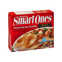Weight Watchers Smart Ones Bistro Selections Homestyle Turkey Breast with Stuffing