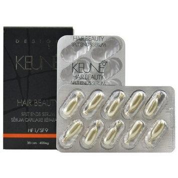 Keune Design Hair Beauty Split Ends Serum - 30 capsules