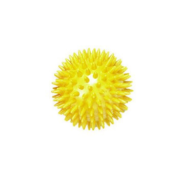 Cando Fitness And Rehab CanDo 30-1996-12 Massage Ball 8cm 3.2 Inches Yellow 1 Dozen