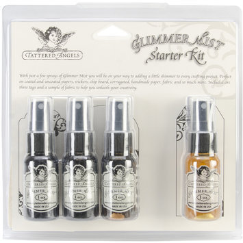 Notions Marketing Corp E Commerce Tattered Angels Tattered Angles Glimmer Mist 1 Ounce Kit Bright