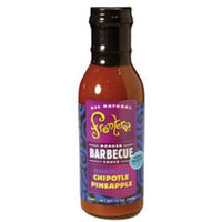 European Imports Frontera Roasted Chipolte Pineapple BBQ Sauce