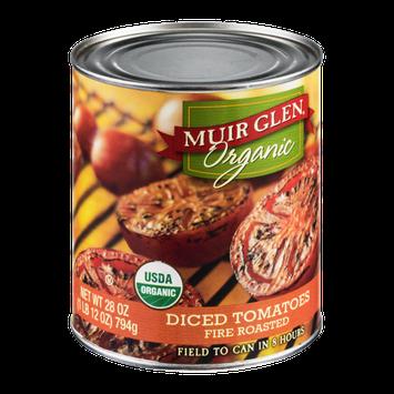 Muir Glen Organic Diced Tomatoes Fire Roasted
