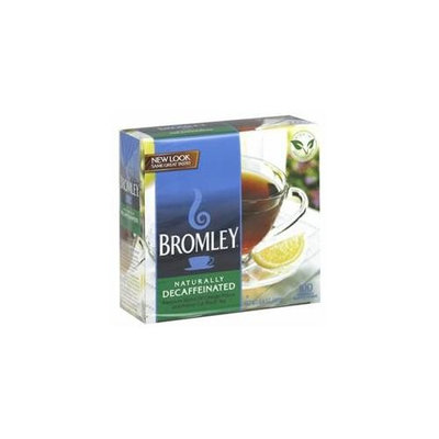 BROMLEY 54419 BROMLEY TEA DECAF - Pack of 5 - 100 BG
