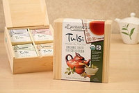 Davidson's Tea Davidson Organic Tea 631 Collection Chest Tulsi Tea