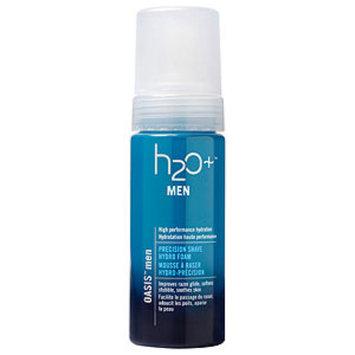 H2O Plus Oasis Men Precision Shave Hydro Foam, 5 fl oz