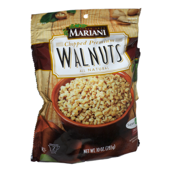 Mariani All Natural Chopped Premium Walnuts
