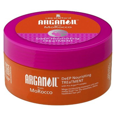 Lee Stafford Argan Oil from Morocco Deep Nourishing Treatment - 6.7 oz