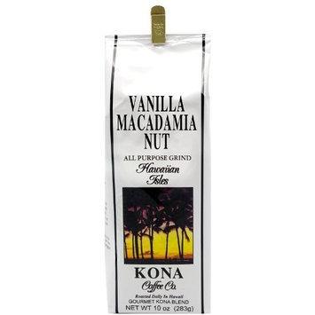 Hawaiian Isles Kona Coffee Kona Vanilla Macadamia Nut