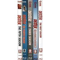 Dexter: Five Season Pack (Blu-ray) (Widescreen)
