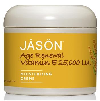 JĀSÖN Age Renewal Vitamin E Crème 25,000 IU